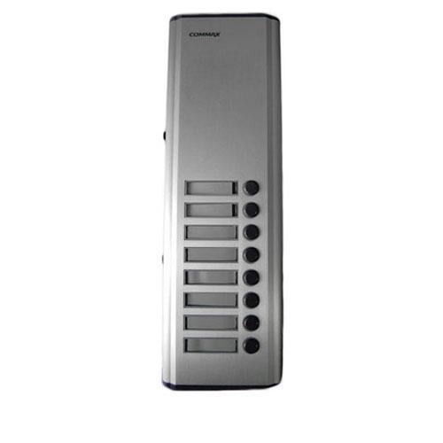 Extensie interfon de exterior Commax DR-8KL, 8 familii, 12 V, ingropat imagine spy-shop.ro 2021