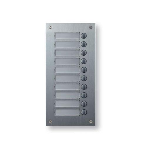 Extensie interfon de exterior Commax DR-10US, 10 familii, 12 V, ingropat imagine spy-shop.ro 2021