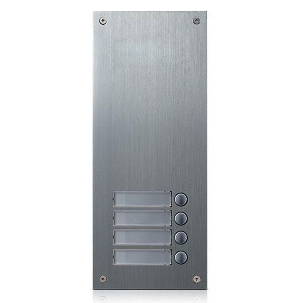 Extensie interfon de exterior Commax DR-4US, 4 familii, 12 V, ingropat imagine spy-shop.ro 2021