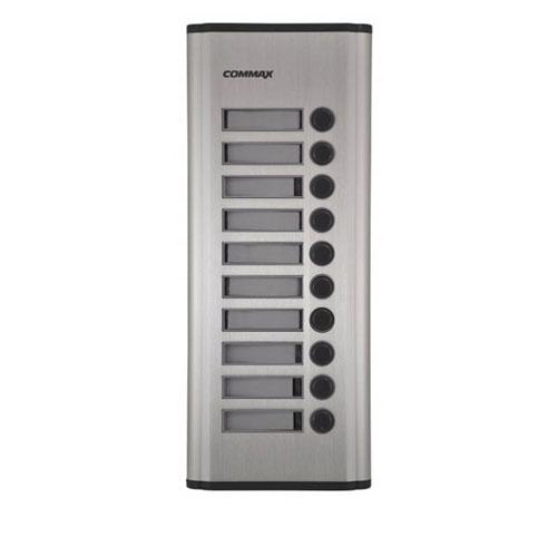 Extensie interfon de exterior Commax DR10KS, 10 familii, ingropat imagine spy-shop.ro 2021
