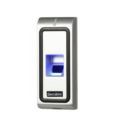 Cititor de amprente si de proximitate stand alone Secukey F2-EM, Wiegand 26, RFID, 1000 utilizatori