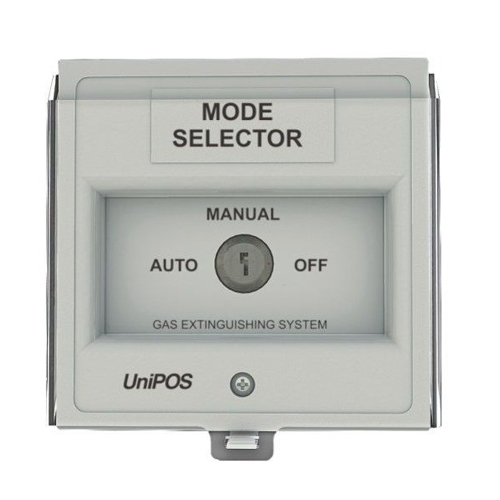 Buton selectie mod cu cheie UniPOS FD5302 imagine spy-shop.ro 2021