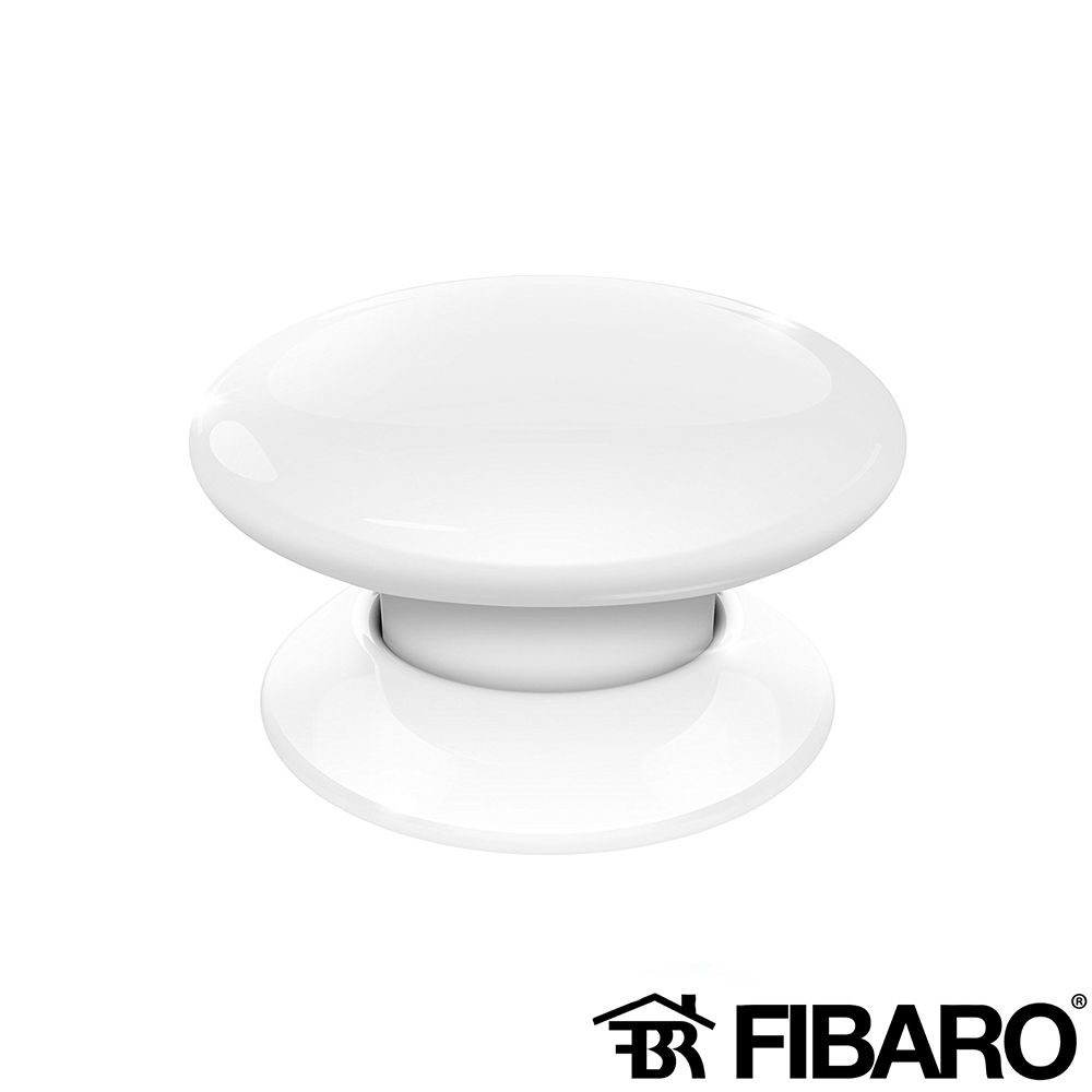 BUTON WIRELESS SMART HOME ALB FIBARO FGPB-101-1 ZW5