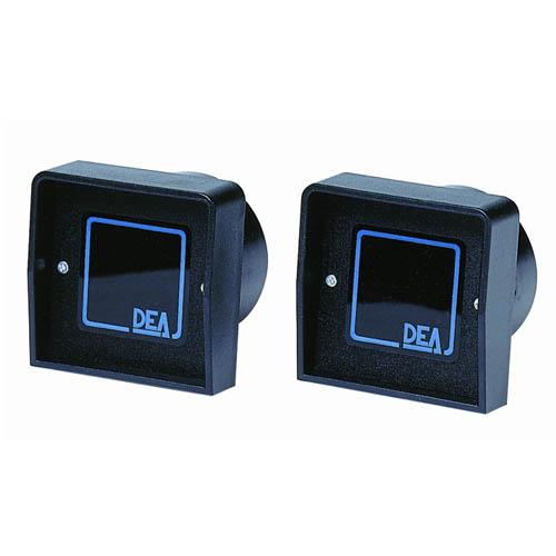 Set fotocelule pentru bariere STOP/PASS DEA 105, 20 m, ingropat imagine spy-shop.ro 2021