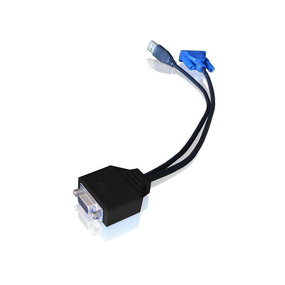 Frame-grabber VideoGhost PRO VGA KL14, 16 GB imagine spy-shop.ro 2021