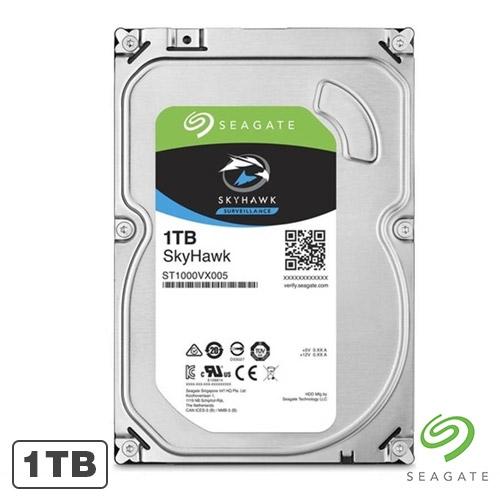 HARD DISK 1TB 5900RPM 64MB SEAGATE SKYHAWK HDD ST1000VX005