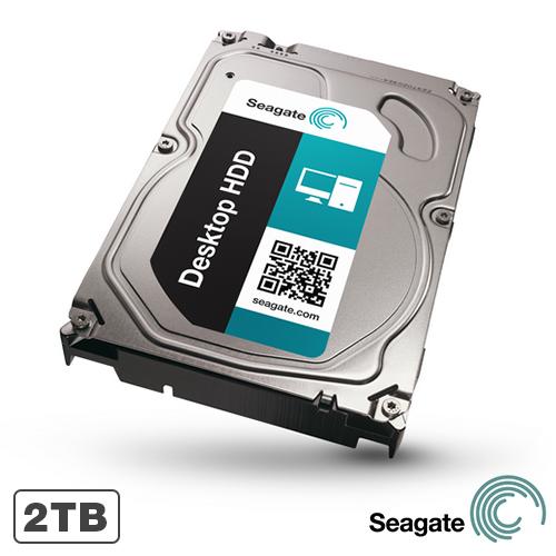 HARD DISK 2TB 7200RPM 64MB SEAGATE BARRACUDA ST2000DM001