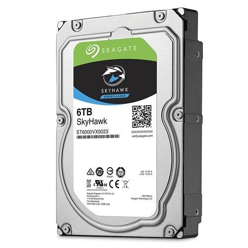 Hard Disk Seagate Skyhawk ST6000VX001, 6TB, 64MB, 5400RPM imagine spy-shop.ro 2021