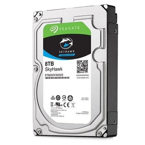Hard Disk Seagate Skyhawk ST8000VX0022, 8TB, 64MB, 7200RPM imagine spy-shop.ro 2021