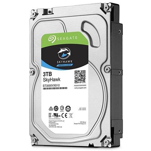 Hard Disk Seagate Skyhawk ST3000VX010, 3TB, 63MB, 5900RPM