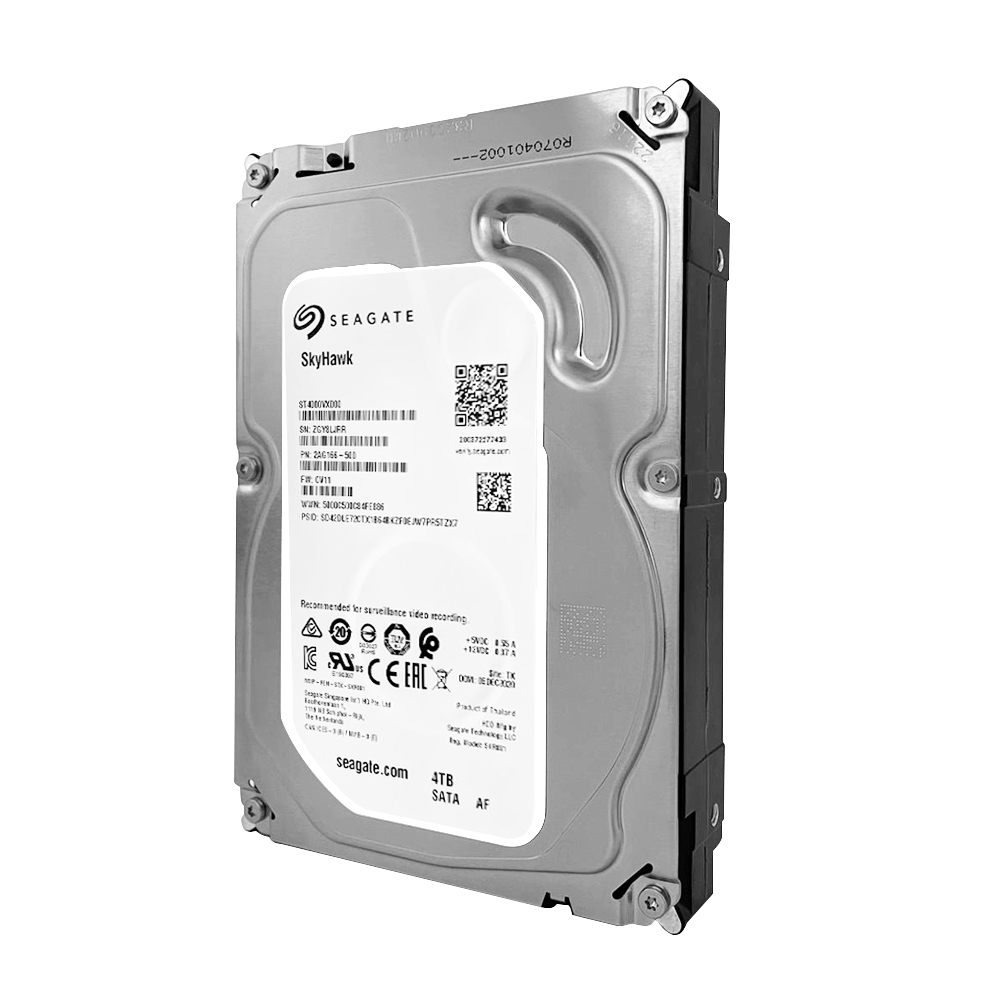 Hard Disk Seagate Skyhawk ST4000VX007, 4TB, 64 MB, 5900RPM
