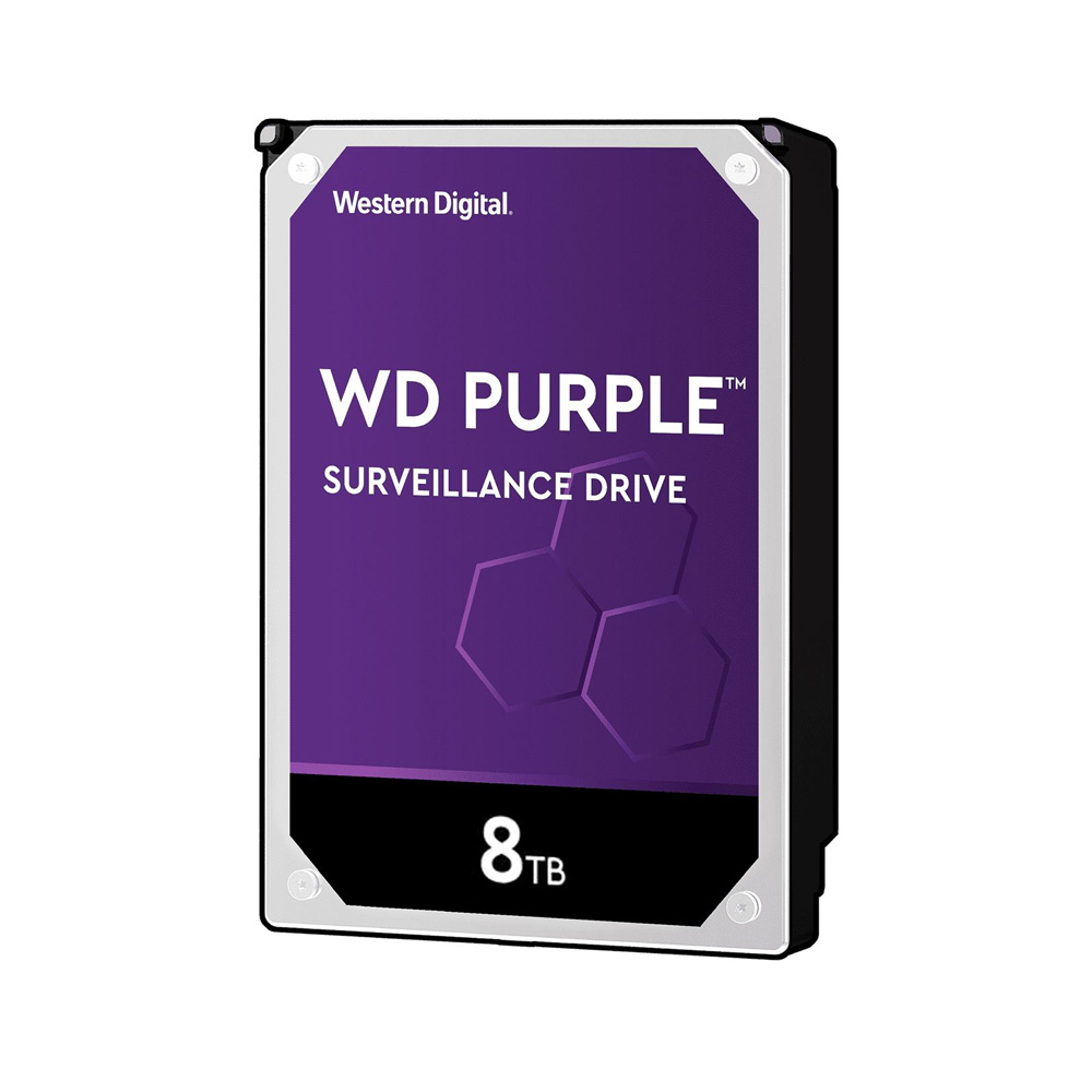 Hard Disk Western Digital Purple WD82PURZ, 8TB, 256MB, 7200RPM imagine spy-shop.ro 2021