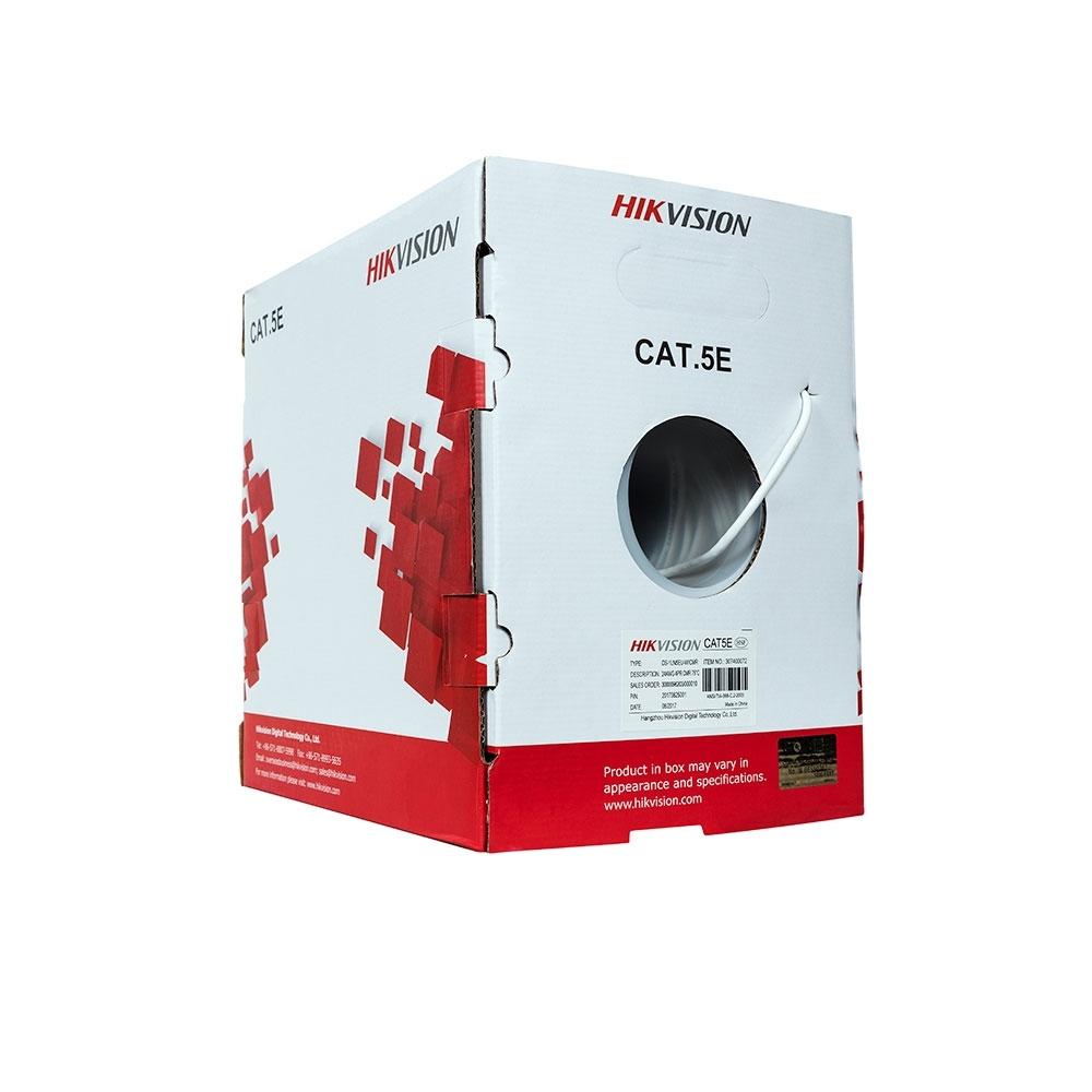 Cablu UTP CAT5E HIKVISION ROLA 305M imagine spy-shop.ro 2021