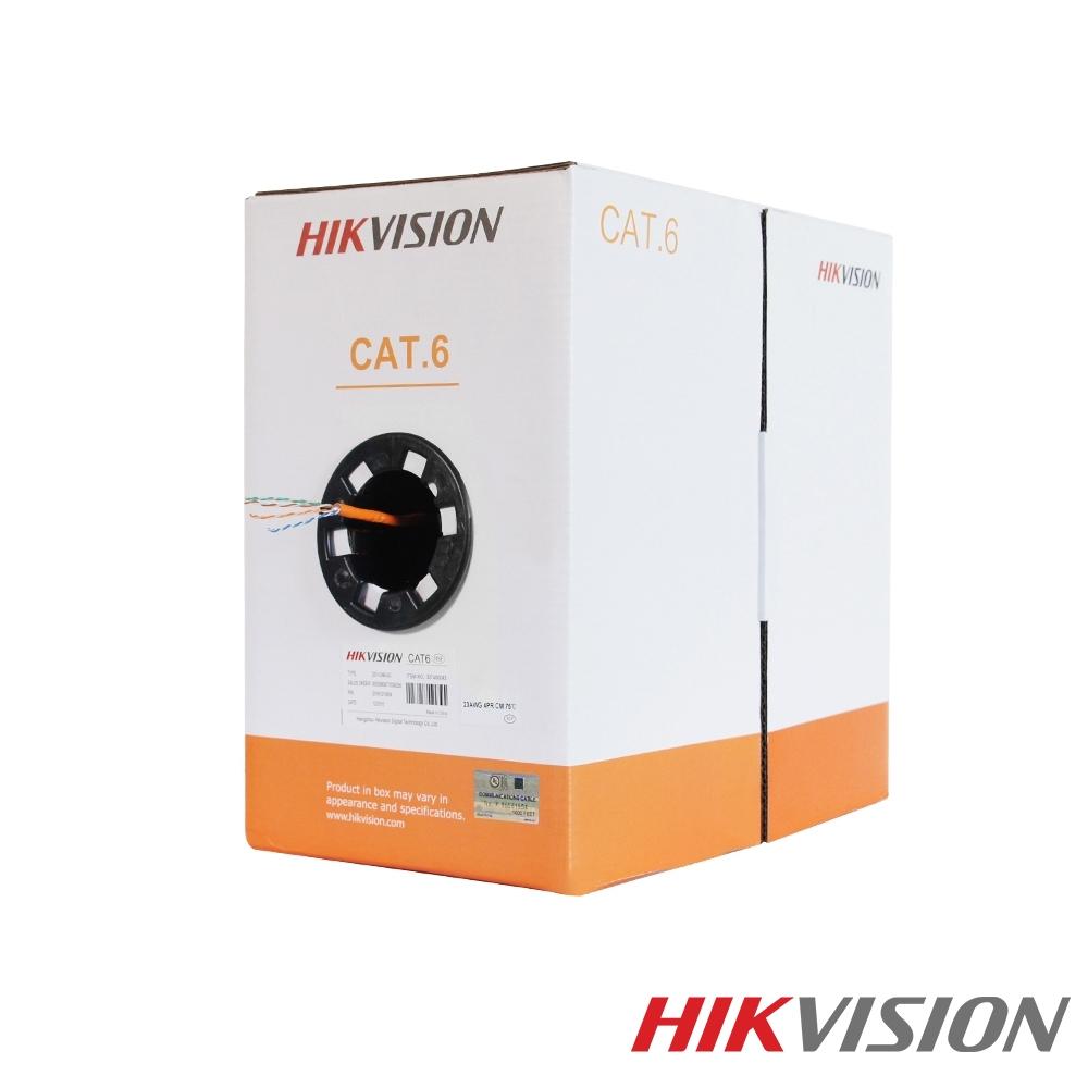 CABLU UTP CAT6 HIKVISION ROLA 305M