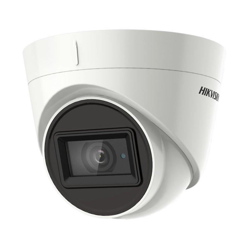 Camera supraveghere Dome Hikvision DS-2CE78U1T-IT3F, 8 MP, IR 60 m, 2.8 mm