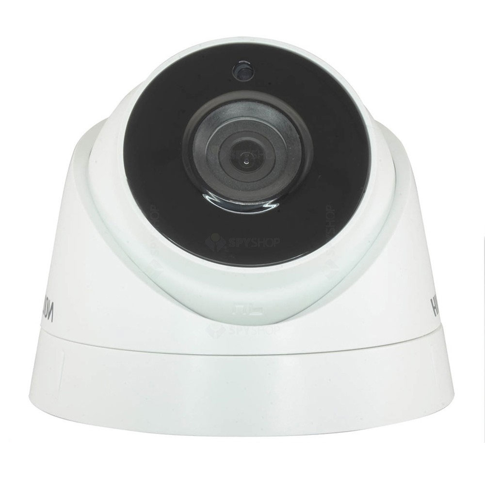 Camera supraveghere Dome Hikvision TurboHD DS-2CE56D0T-IT3, 2 MP, IR 40 m, 6 mm