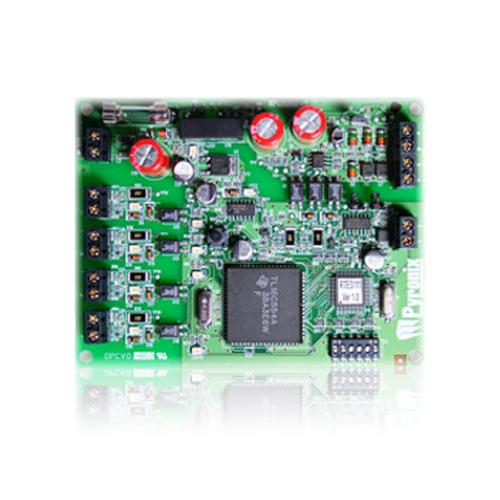 HUB UNIDIRECTIONAL PYRONIX MX-485/4 imagine spy-shop.ro 2021