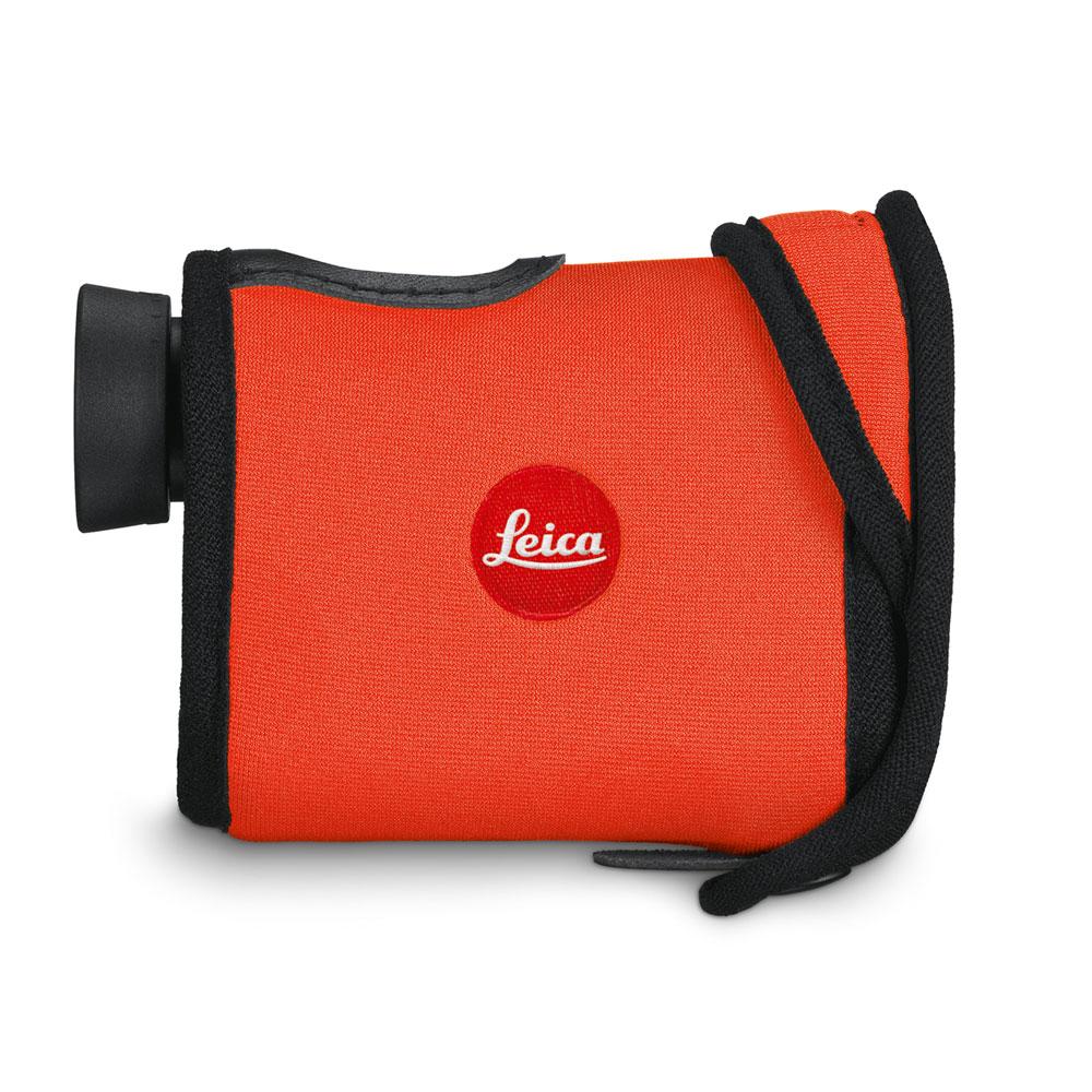 Husa de protectie pentru telemetru Leica Rangemaster CRF Juicy Orange
