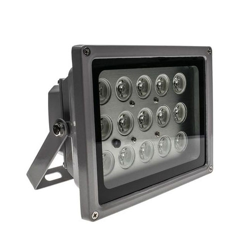 Iluminator IR de exterior IR-3015, 15 LED-uri, 70 m