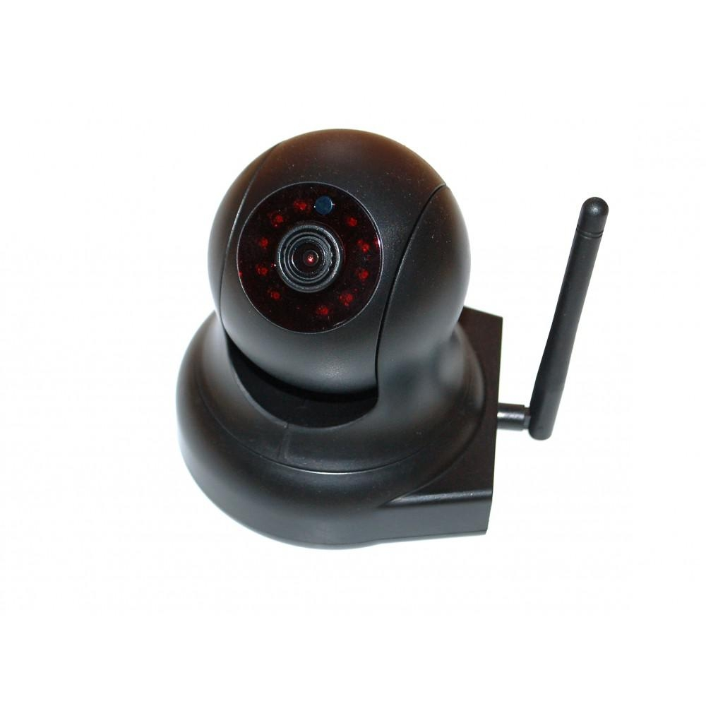 Camera supraveghere IP wireless DinsafeR PD03U, 2 MP, IR 9 m, 4 mm imagine