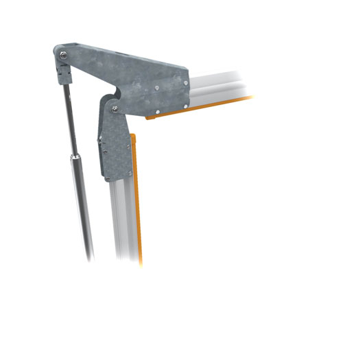 Imbinare pentru bariere Came 001G03755DX, deschidere dreapta, lant 1/2 inch imagine spy-shop.ro 2021