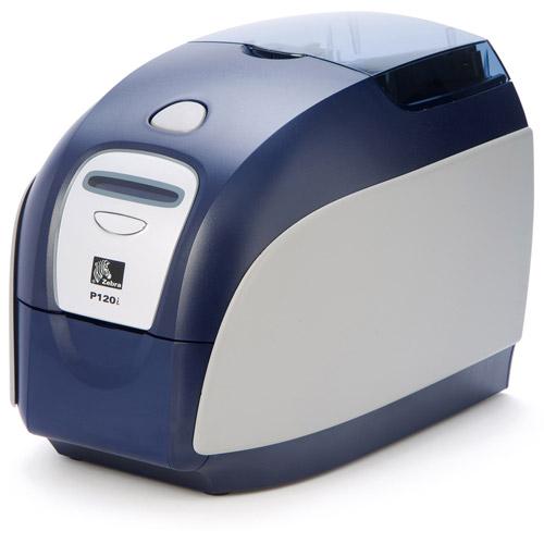 Imprimanta pentru carduri de acces Zebra P120I, 16 Mb, 300 Dpi imagine spy-shop.ro 2021
