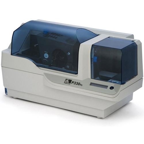 Imprimanta pentru carduri de acces Zebra P330I, 16 Mb, 300 Dpi imagine spy-shop.ro 2021