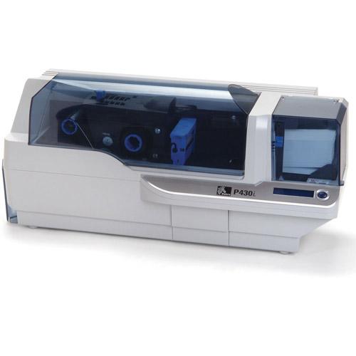 Imprimanta pentru carduri de acces Zebra P430I, 300 Dpi, 4 Mb imagine spy-shop.ro 2021