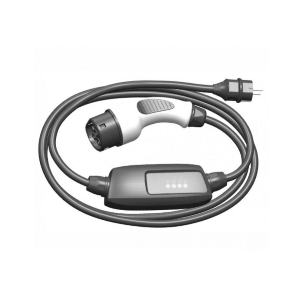 Incarcator portabil pentru masini electrice EV-MAG GSD2-16S, 3.6 kW, 16A, type 2 imagine spy-shop.ro 2021