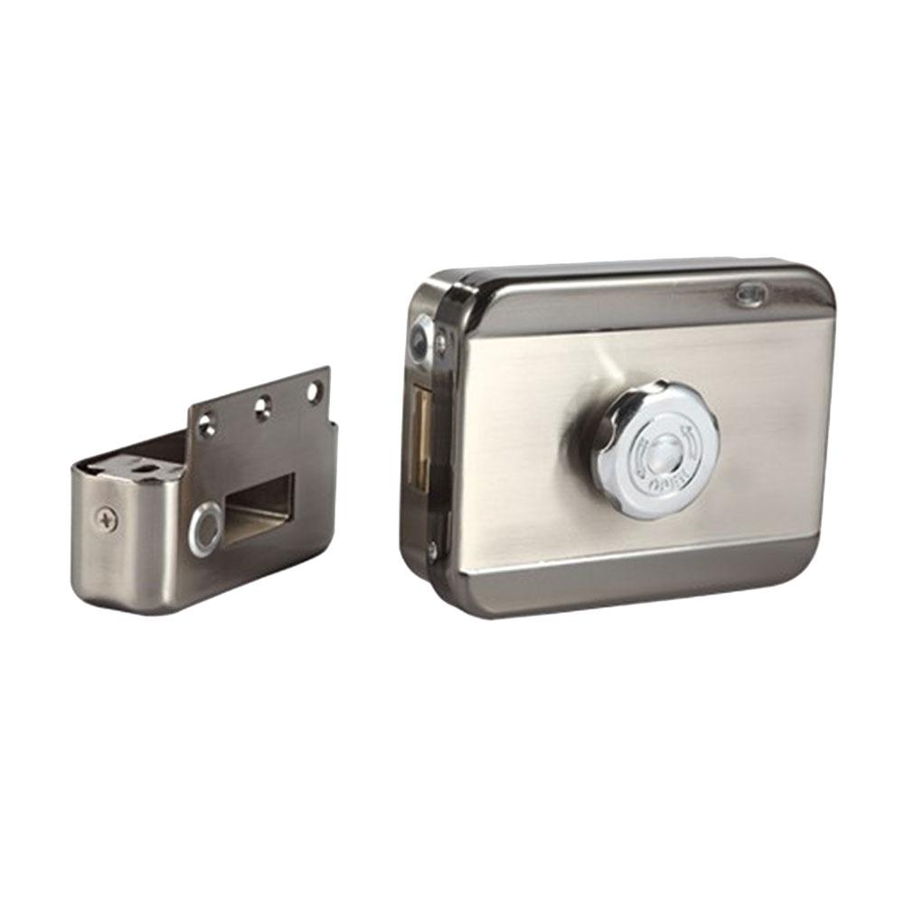 Incuietoare electromecanica aplicabila Dahua ASF601A, 12 VDC, silentios imagine
