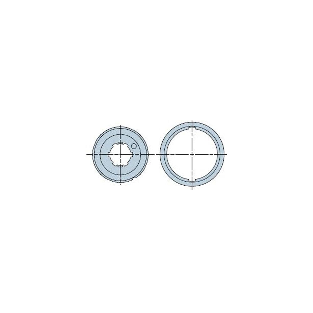 Inel de adaptare pentru motor jaluzele, copertine si obloane Nice 516.27000 imagine
