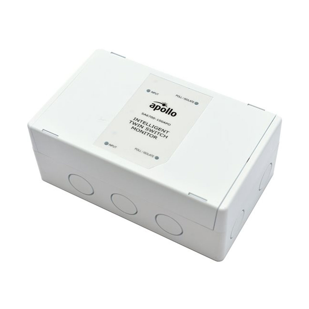 Interfata adresabila tip swich Apollo SA6700-100APO, 17-35 Vdc, izolator imagine spy-shop.ro 2021