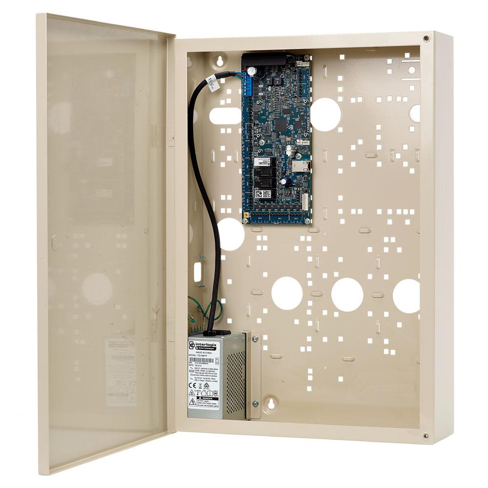 Interfata de control acces 4 usi/lifturi UTC Advisor Advanced CDC4, 8-32 intrari, 4-128 iesiri, 65532 utilizatori