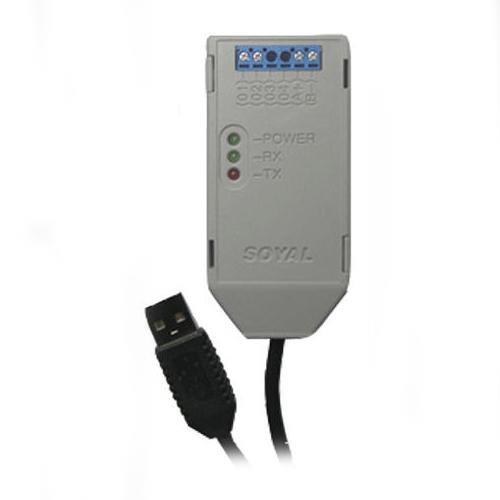Interfata USB/485 cu izolator Soyal AR 321CM, 5 V, 200 mA imagine spy-shop.ro 2021