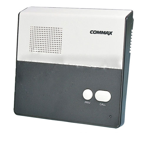 Interfon de birou Commax CM-800S, 10 unitati, aparent, 12 V imagine spy-shop.ro 2021