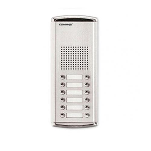 Interfon de exterior Commax DR-12UM, 12 familii, 12 V, ingropat