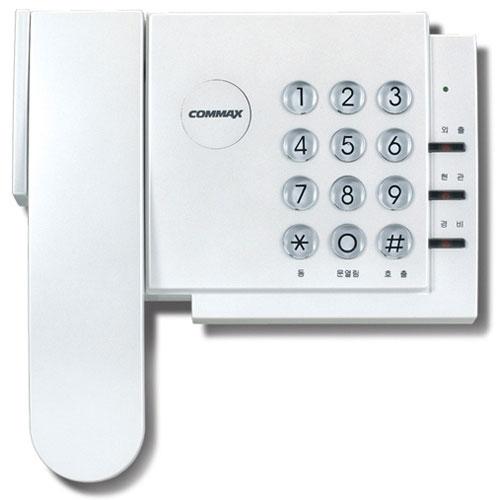 Interfon de interior Commax CDS-4GS, 12 V, aparent