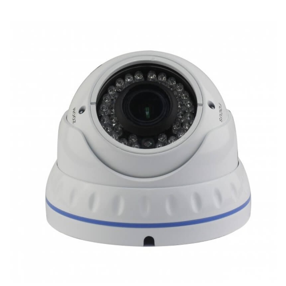 Camera supraveghere Dome IP IP-VRX36W-2,0, 2 MP, IR 30 m, 2.8-12 mm imagine spy-shop.ro 2021