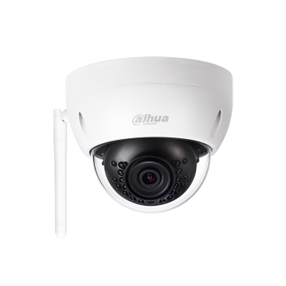 Camera de supraveghere wireless IP Dahua IPC-HDBW1435E-W-0280B, 4 MP, IR 30 m, 2.8 mm imagine spy-shop.ro 2021