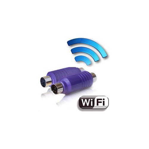 KEYLOGGER PS2 2GB WIFI CU DATA SI ORA