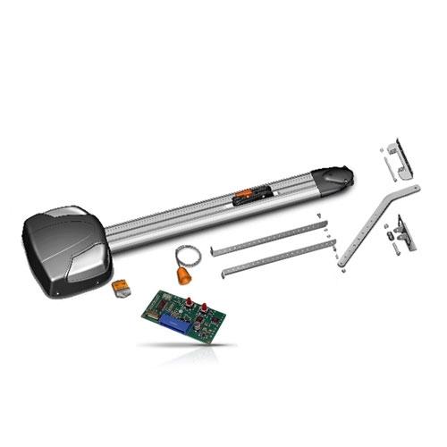 Kit automatizare garaj Roger Technology G40/1002, 17 m, H 2.4 m, 200 V
