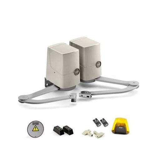 Kit automatizare poarta batanta BYOU PRETTY, 180 Kg/canat, 1.8 m/canat, 230 Vac imagine spy-shop.ro 2021