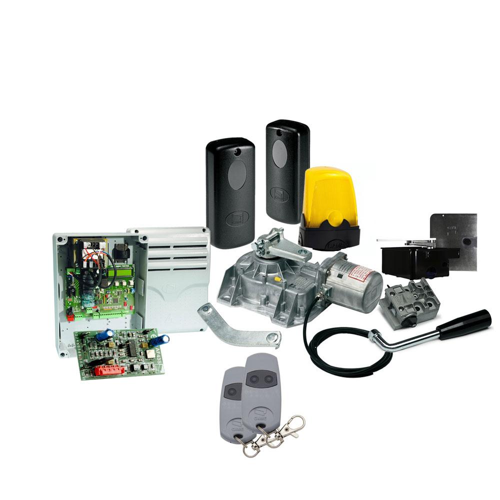 Kit automatizare poarta batanta Came 001U1901, 3.5 m, 800 Kg, 230 VAC