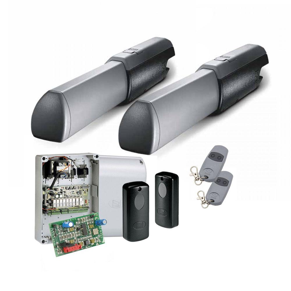 Kit automatizare poarta batanta Came 001U7088ML, 3 m, 800 Kg, 230 VAC imagine spy-shop.ro 2021