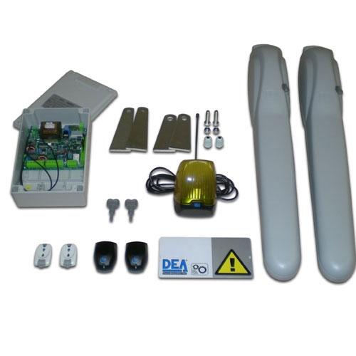 Kit automatizare poarta batanta Dea MACNET, 3.5 m/canat, 230 Vac, 400 Kg imagine spy-shop.ro 2021
