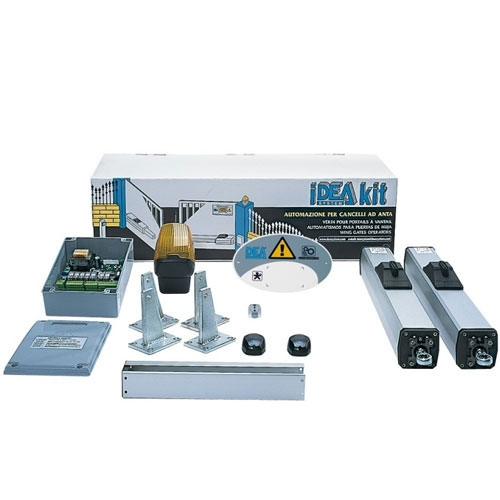 Kit automatizare poarta batanta Dea OLI 602, 900 Kg/canat, 4 m/canat, 230 Vac imagine spy-shop.ro 2021