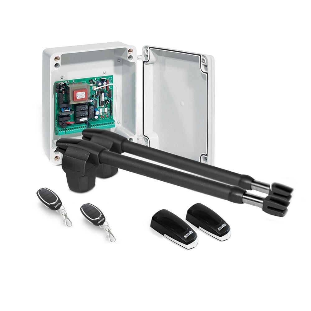 Kit automatizare poarta batanta Motorline LINCE 400, 250 Kg, 4 m, 230 Vac