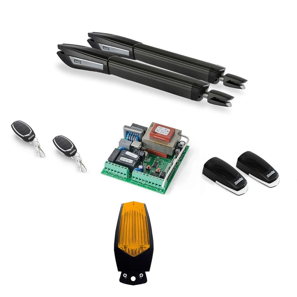 Kit automatizare poarta batanta Motorline JAG 600 - 230V, 250 Kg/canat, 2x 4 m/canat, 300 W imagine spy-shop.ro 2021