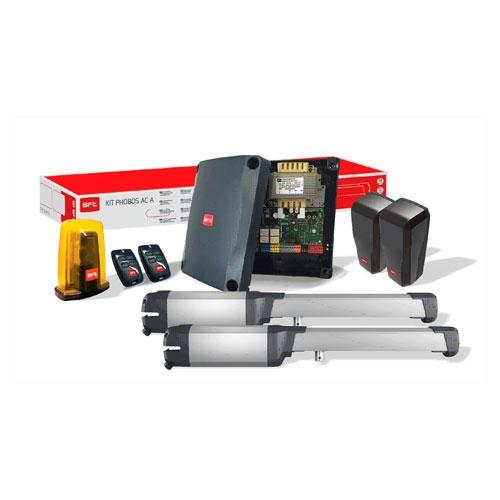 Kit automatizare poarta batanta PHOBOS AC A25,400 Kg/canat, 2.5 m/canat, 230 V