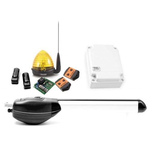 Kit automatizare poarta batanta Roger Technology Kit R20310, 250 Kg, 2.5 m, 230 Vac